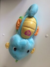 Fisher price seahorse soothe and glow