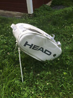gros Sac de tennis HEADS * 3 sections + stand