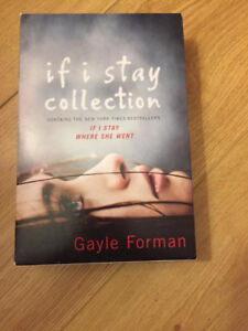 If I stay collection books