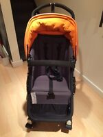 Bugaboo Stroller and Toddler Wheeled Board