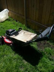 Toro Self-Propelled Lawnmower
