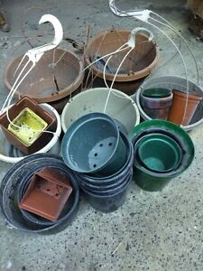 Potting pots