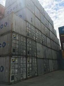 20' Shipping Container for Sale! $1500+GST Canberra City North Canberra Preview
