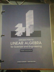 Introduction to linear algebra (WITH MATHLAB and etext)
