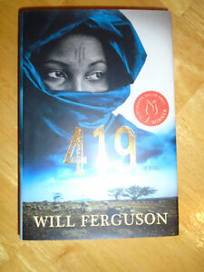 419 Paperback   $5 by Will Ferguson (Author) ***PLEASE VIEW POST