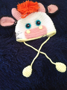 Hand Made Infant and Toddler Hats