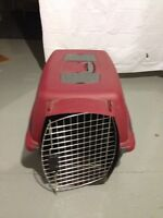 Dog crate 25 long 19 wide 17 high