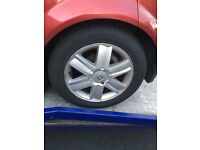 Renault Megane alloys wheels