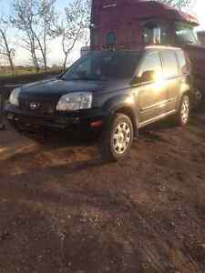 2005 Nissan X trail safetied