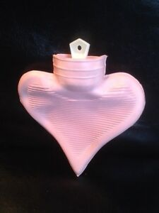 Heart Shaped Hot Water Bottles