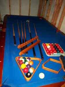 Pool table Kitchener / Waterloo Kitchener Area image 2