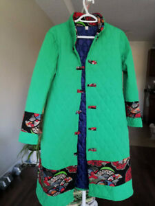 Total new cotton long outerwear Green color  $40. M size