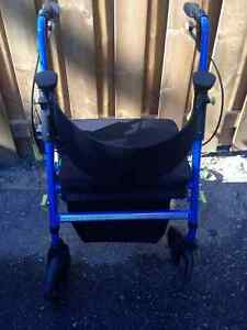 Medline Empower Rollator Walker Kitchener / Waterloo Kitchener Area image 2
