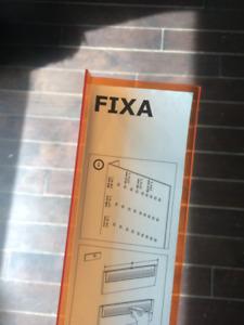 Ikea fixa template