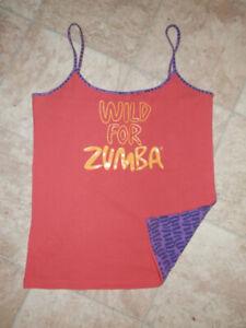 Bag of ZUMBA tops