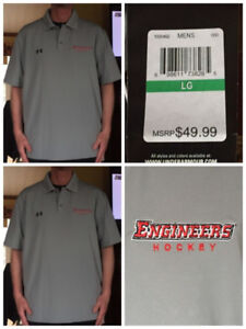 NEW WITH TAGS.UNDER ARMOUR SHIRT.