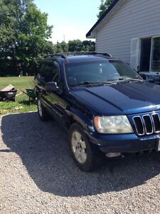 2001 Jeep Grand Cherokee Ltd