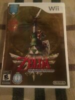 Zelda: Skyward Sword w/ Music CD - Nintendo Wii - CIB