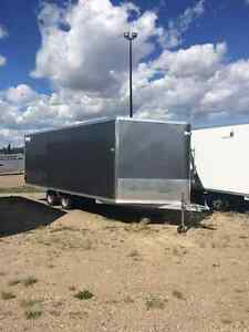 2016 Mission Enclosed Trailer