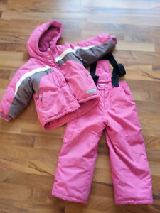 Size 4 Please Mum Snowsuit