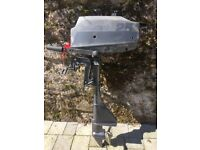 Tohatsu 2.5hp outboard fully Serviced