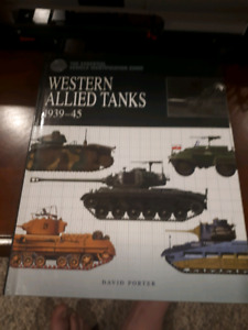 Western Allied Tanks 1939 to 45