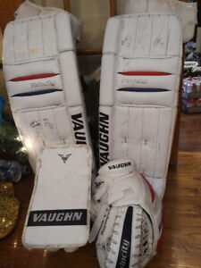 Vaughn Pro Spec 32 +1 pads, Blocker and Trapper