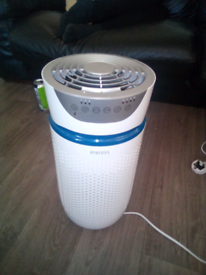 Phillips homedics air purifier