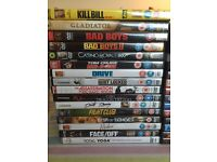 HUGE DVD BUNDLE INCLUDING BLU-RAY AND BOX SETS