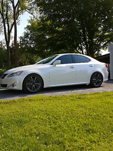 2006 Lexus IS250 6spd Manual