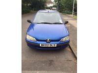 Peugeot 106 for sale