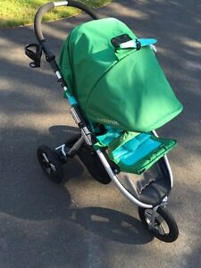 SOLD Bumbleride Indie stroller- MINT like new.
