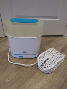 Baby Bottle Phillips Avent 3-in-1 electric steam sterilizer