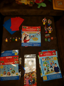 Super mario birthday party supplies