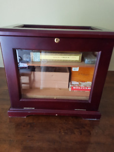 EWT Varages Cabinet Cigar Humidor for sale