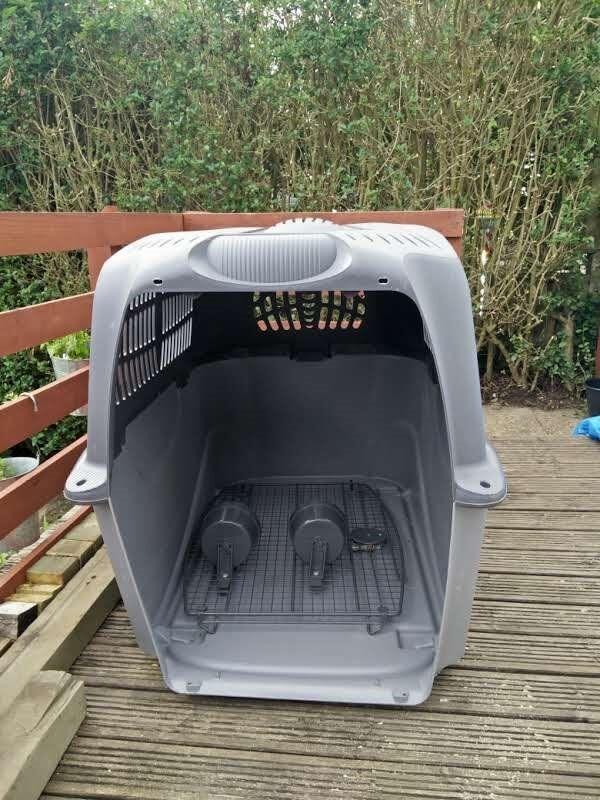 kennel /a super sized transportation