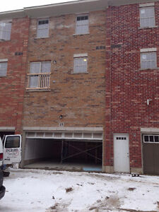 Town house for rent in kitchener