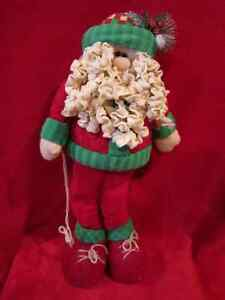 Santa Clause -- 23 inches tall -- Extremely Soft!! Regina Regina Area image 1