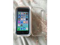 iPhone 5C Unlocked Blue Excellent condition