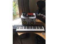 Music studio kit