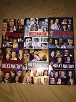 DVD complete series GREY'S ANATOMY
