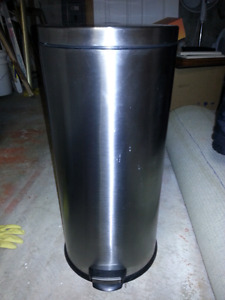 Garbage can $20