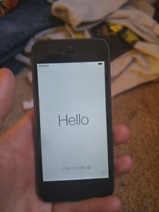 Need Gone!: Rogers Iphone 5 16gb