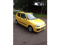 2001 FIAT SEICENTO 1.1L PETROL FOR SALE
