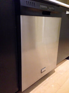 Lave vaisselle stainless