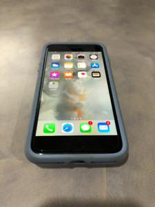 iPhone 7 plus 128GB Black (with case & EarPods)