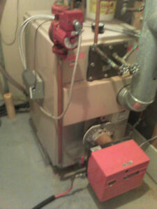 Compact HOME HEATING BOILER SYSTEM