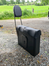 Brand New Double jockey seat for Rib