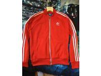 Adidas original California red track top