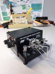 MFJ-422B Electronique Keyer Paddle  (excellente état)